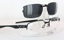 Custom Fit Polarized CLIP-ON Sunglasses For Oakley OX3163 52x19 3163