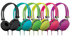 Vibe Stereo In-Ear Soft Touch Headphones - Perfect Stereo Sound Quality!
