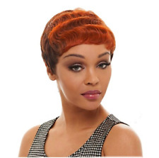 MISS MOMMY - JANET COLLECTION 100% HUMAN HAIR WIG