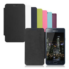 kwmobile FLIP COVER FOR SAMSUNG GALAXY S2 I9100 DESIRED COLOUR CASE SLIM BACK