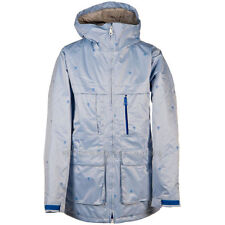 BURTON Mens RESTRICTED 2012 Snowboard Weed Jacquard ACTUALLY JACKET