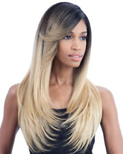 SUNNY BLOSSOM - FREETRESS EQUAL DEEP INVISIBLE L PART LACE FRONT WIG