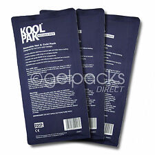 KoolPak Hot Cold Ice Heat Luxury Reusable Gel Pack Pain Relief First Aid Therapy