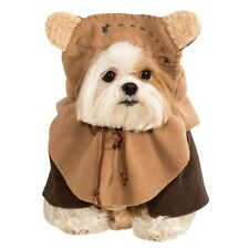 Ewok Pet Costume Pet Star Wars Halloween Fancy Dress