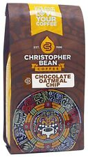 Christopher Bean Coffee CHOCOLATE OATMEAL CHIP Flavored Coffee 1-12-Ounce Bag