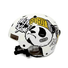 Motorcycle Helmet Decal Sticker Snowboarding Biker Hard Hat Sticker - Big Boy 01
