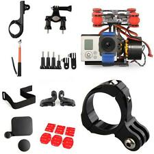 Camera Accessories Set Handlebar Seatpost Mount Lens Cover for Gopro Hero 2/3/3+