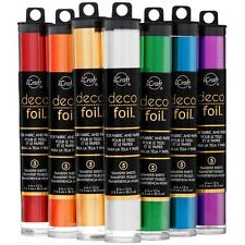 THERMOWEB ICRAFT DECO FOIL - AVAILABLE IN MANY COLORS!
