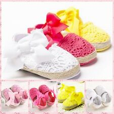 0-6-18 Months Baby Boy&Girl Shoes Sneaker Anti-slip Toddler Infant Newborn #BU10