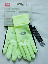 New The North Face Womens E-Tip Gloves Touchscreen Friendly Compatible Etip