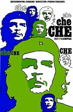 High Quality POSTER on Paper or Canvas.Movie Art Decor.Che Hoy y Siempre.4415a