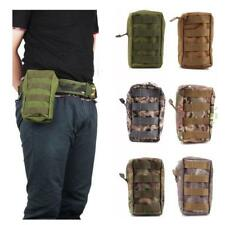 MOLLE PALS Modular Utility Pouch Magazine Mag Accessory Waist Bag Pouch