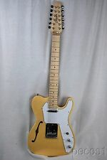 YOU PICK-NEW TELE STYLE 12 STRING ELECTRIC GUITAR THIN-LINE SEMI-HOLLOW BODY