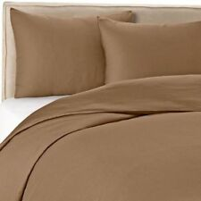NEW BROWN 1000TC EGYPTIAN COTTON COMPLETE BEDDING COLLECTION SHEET SET