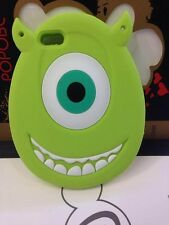 Cute 3D Cartoon Silicone Soft Rubber Gel Case Cover Mike Monster Phone Case 5/5s