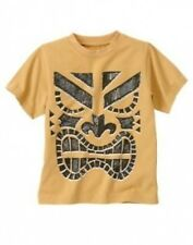 "NWT GYMBOREE BOYS SZ 3 SHORT SLEEVE ""TIKI CHIEF"" SHIRTS-VARIETY OF TYPES"
