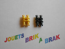 Lot lego connecteurs 3L with double Pins technic goupille choose color ref 32136