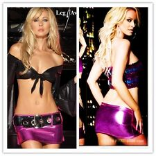 Alluring Sexy Lingerie Dancing Club Dress Sleepwear Erotic Badydoll Nightwear