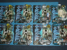 "Disney's Tron Legacy: 4 ""Figuras De Acción De Spin Master 2010 Beau Bridges (light-up)"