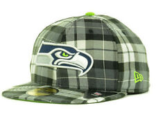 Official Seattle Seahawks New Era NFL Scholar Pop 59FIFTY Fitted Hat