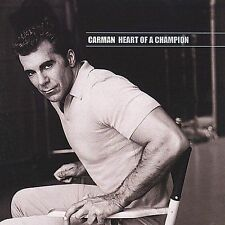 Heart of a Champion by Carman (CD, Oct-2000, 2 Discs, Sparrow Records)