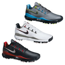 New Nike TW '14 Tiger Woods Men's Golf Shoes COMFORTABLE & LIGHTWEIGHT
