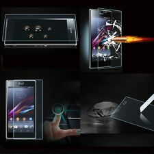 9H Explosion-proof Tempered Glass Film Screen Protector For Sony Xperia Phones