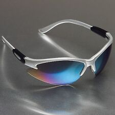 N-Specs Infusion Mirrored Lens Safety Glasses Each