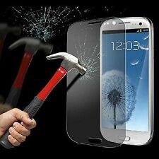 Premium Tempered Glass Explosion Proof Screen Protector Film Guard Samsung Lots