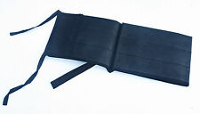 3 section cloth Rod Bag for match or float rods 11ft,12ft or 13ft -COA046B