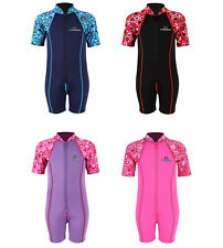 FR II 2 KIDS Wetsuit baby toddler infant childs children pool swim suit swimming