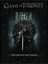 Game of Thrones: Season 1 (DVD, 2012, 5-Disc Set)