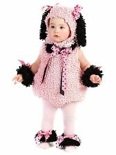 Pinkie Poodle Fancy Dress Costume for Infants