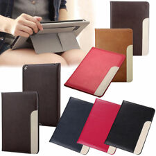 Smart Leather case cover with stand HANDLE Apple iPad 2 3 4 5 6 Air Mini 1 2 3 4
