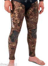 Mares 7mm Instinct Wetsuit (Pants Only) - Freediving Scuba Diving - Brown Camo