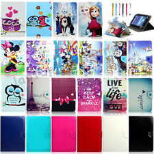 """Universal Leather Case Cover For Dragon Touch A1X Plus /A1X/A1 10.1""""-Inch Tablet"""