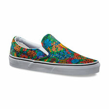 VANS x LIBERTY Womens Shoes *(NEW w/ FREE SHIP) Classic Slip On - FLORAL Flowers