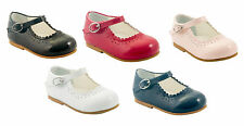 Sevva Infant Girls Patent Walking Shoes Style Emma  Sizes 2-3-4-5-6
