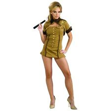 Sexy Cop Costume Adult Police Sheriff Halloween Fancy Dress