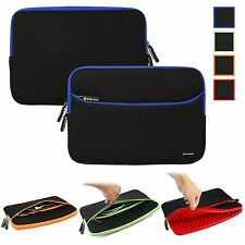 "11"" ~ 11.6"" Slim Laptop Ultrabook Notebook Neoprene Sleeve Pouch Cover Bag Case"