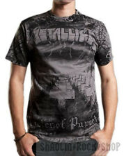 Metallica Master Of Puppets All Over  Shirt Official Merchandise