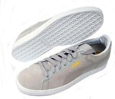 Puma Suede Classic Sprayed Mens Trainers Grey/White Sizes UK 6 up to 11uk NEW