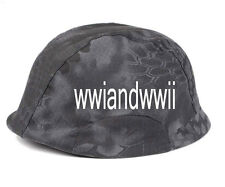 AIRSOFT TACTICAL MILITARY PYTHON CAMOUFLAGE HELMET COVER FOR M88 LWH HELMET