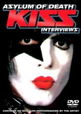 Kiss - Asylum of Death Interviews New DVD