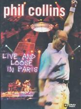 Phil Collins - Live and Loose in Paris New DVD