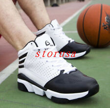 High Top Basketball Mens Shoes Lace Up College Sneakers Casual Sports Shoes Sz