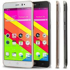 """5"""" 3G Unlocked Android AT&T T-mobile Cell Phone Smartphone Straight Talk GPS IPS"""
