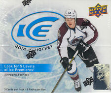 2014-15 Upper Deck UD ICE Acetate Base Cards U-Pick .99 cents Buy One Get TWO