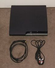 SONY Playstation 3 Super Slim 160 GB Charcoal Black Console