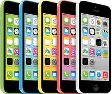 Apple iPhone 5C - 32GB Unlocked NO CONTRACT Blue White Pink Yellow Green